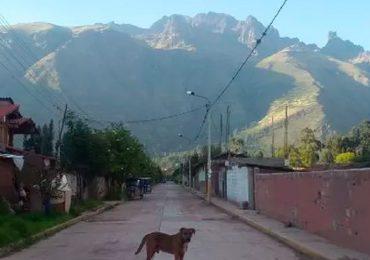 Hermoso terreno dentro del poblado de Calca en calle tranquila y bonit