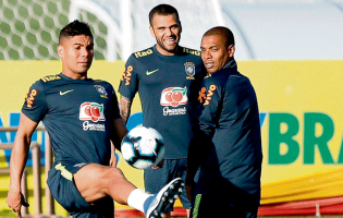 Brasil debuta en la Copa ante la débil Bolivia