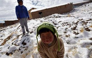 En riesgo entrega de abrigos para víctimas de heladas