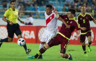 Se definió al árbitro para el debut de la Selección Peruana en la Copa América