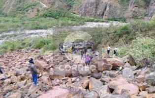 Cusco: A 23 se eleva el número de fallecidos tras accidente