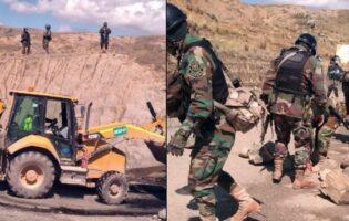 Comuneros de Velille levantan huelga y desbloquean corredor minero en Cusco