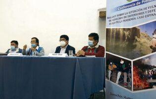 Cusco: pandemia no frenó conflictos ni afectación a los derechos de manifestantes