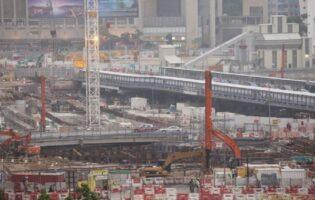 China construirá 10 mil kilómetros de tren urbano e interurbano en cinco años