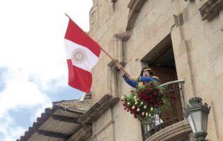 La Independencia se selló en Cusco