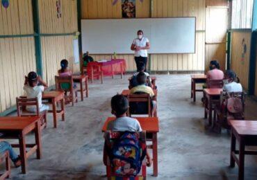 Minedu: 20% de colegios de zonas rurales podría volver a clases presenciales