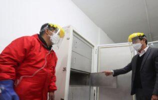 Cusco tiene dos ultracongeladoras que podrían almacenar vacunas Pfizer