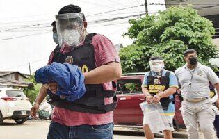 Exfuncionarios dirigían tráfico ilegal de madera en Madre de Dios