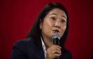 Keiko Fujimori: Poder Judicial evaluará pedido de prisión preventiva contra lideresa de Fuerza Popular