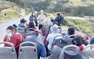 Cusco recibió 150.000 visitantes en segundo año de pandemia